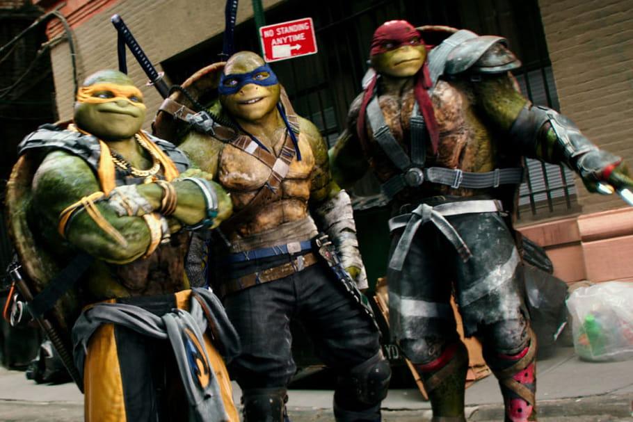 23 mai, c'est le Turtle Day ! Les Tortues Ninja à la fête