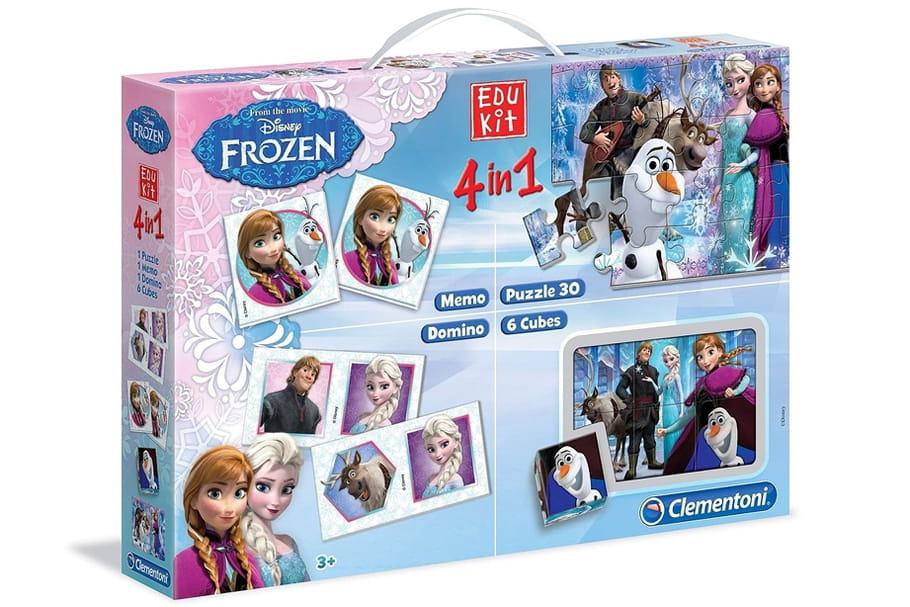 Les meilleurs jouets à l'effigie de la Reine des Neiges