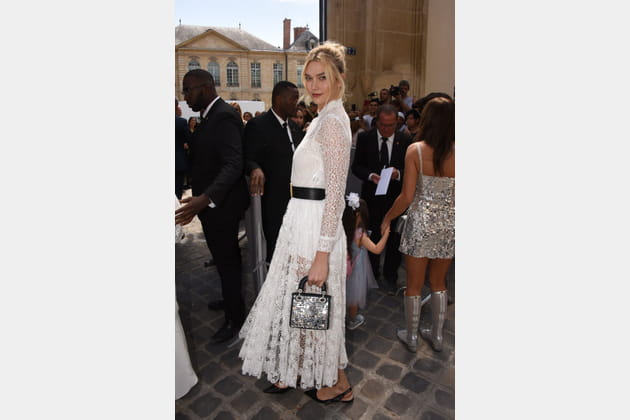 Karlie Kloss chez Christian Dior
