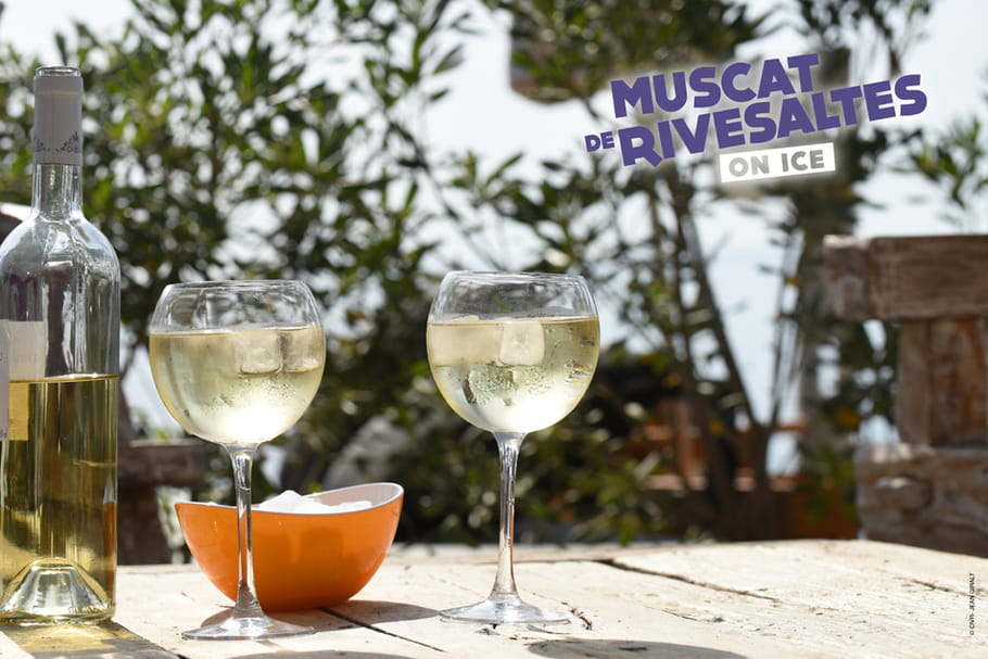 Muscat de Rivesaltes On Ice