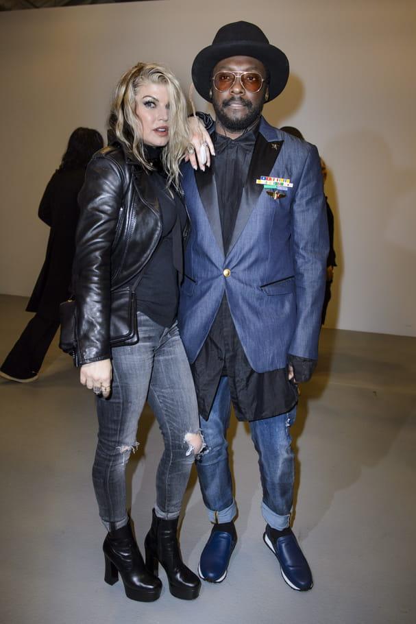 Fergie Duhamel et Will.i.am