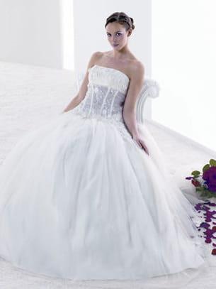robe de mariée mademoiselle de belardie de pronuptia