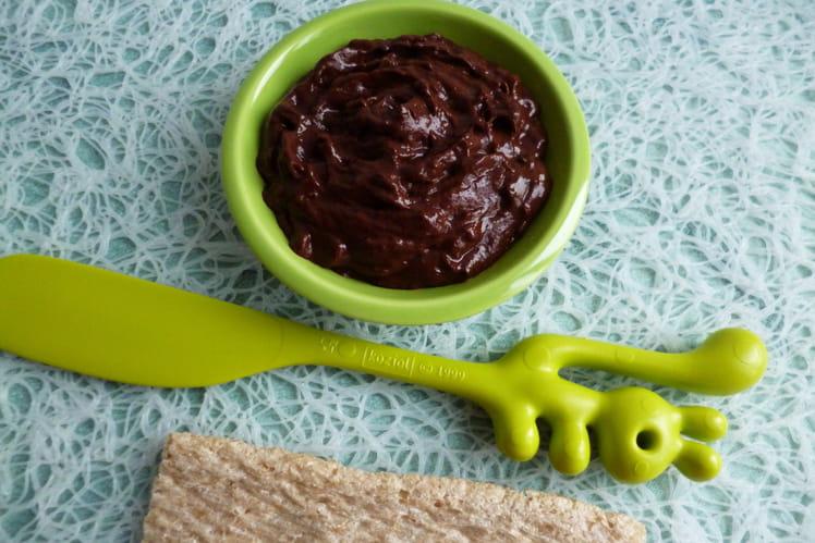 Tartinade allégée chocolat praliné