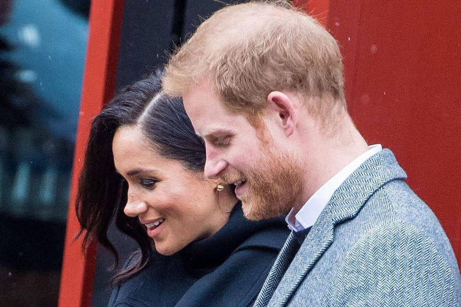Meghan et Harry: leur bébé bat déjà les records de popularité
