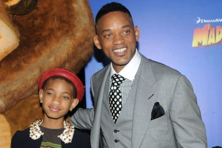 Will Smith, papa star