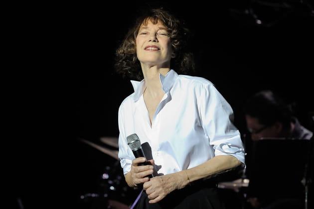 Jane Birkin en live aux Francofolies de la Rochelle en 2013