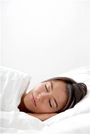 ne modifiez pas vos cycles de sommeil habituels.