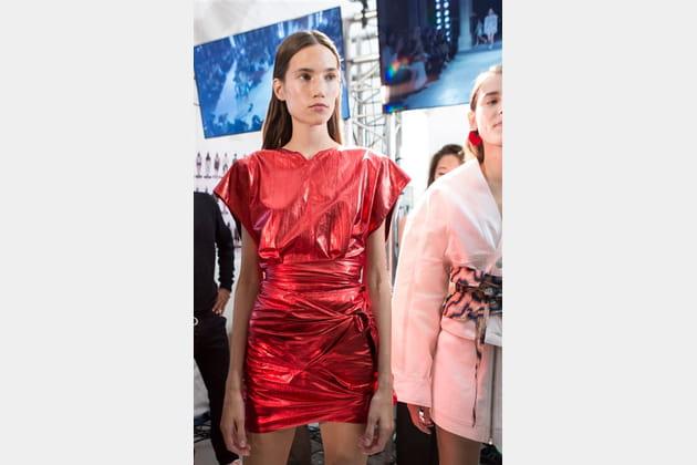Isabel Marant (Backstage) - photo 50