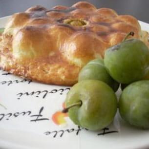 pâté aux prunes angevin