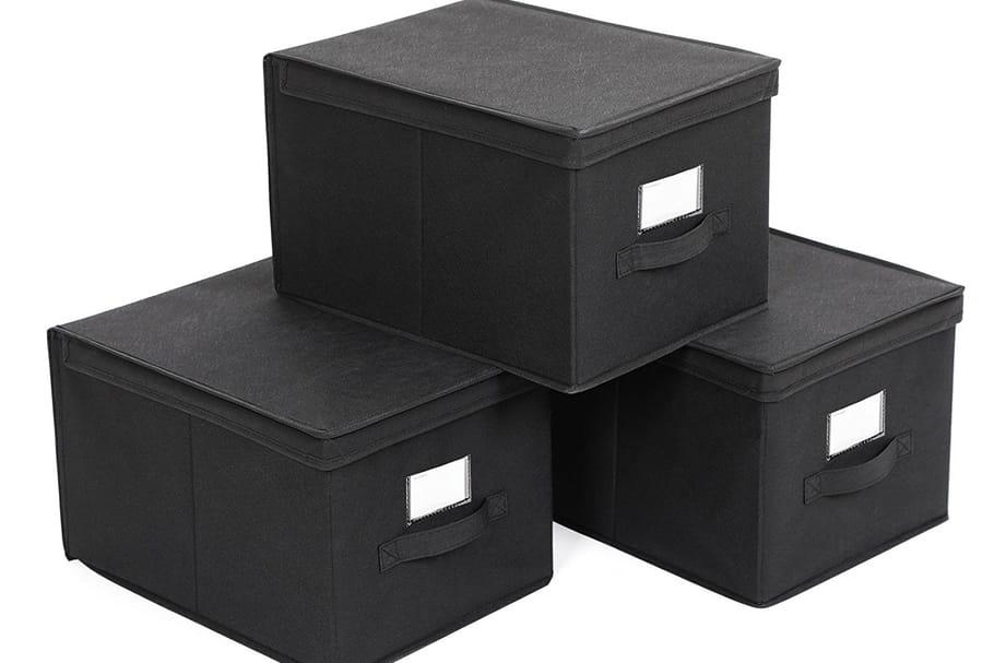 Meilleures boîtes de rangement: notre sélection