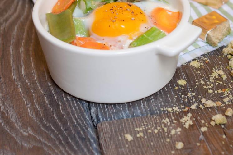 Cocottes de légumes
