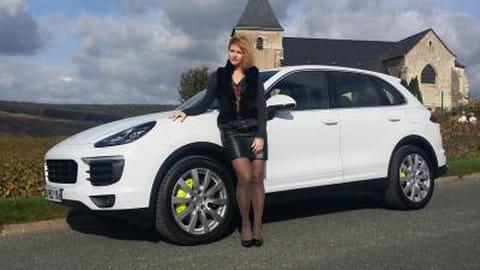 Test Porsche Cayenne Hybrid