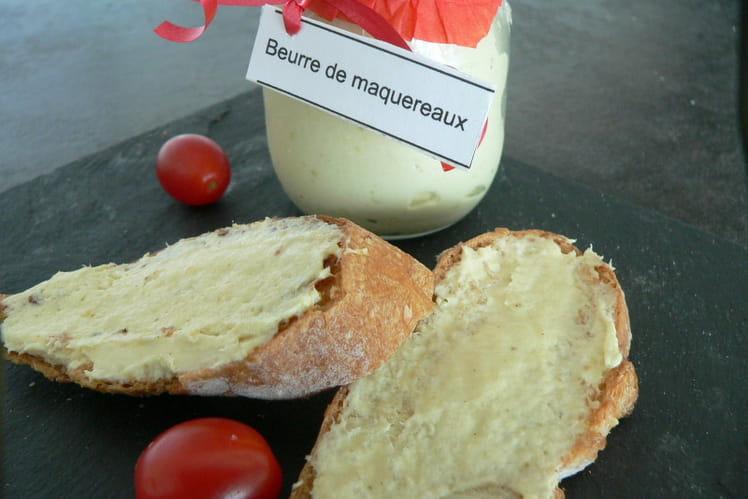 Beurre de maquereaux