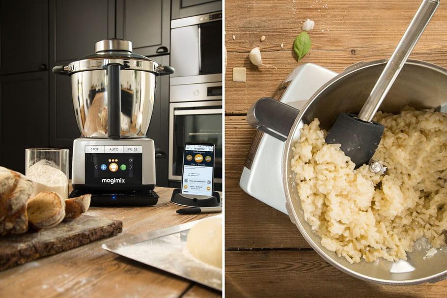 Concours: en décembre gagnez le dernier Cook Expert de Magimix