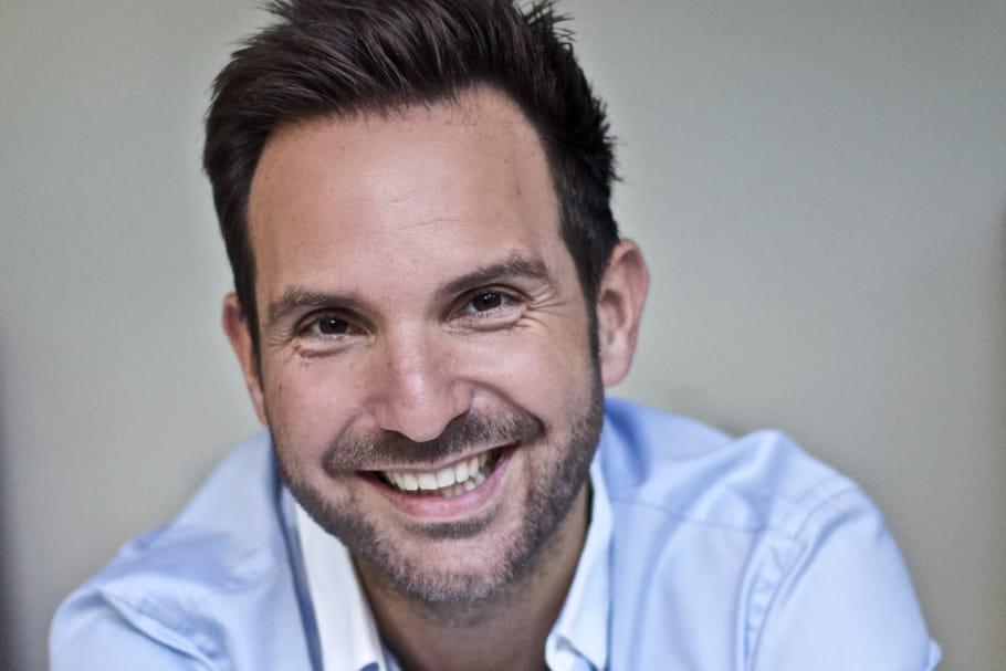 Christophe Michalak, rock star de la pâtisserie