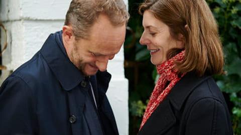 Benoit Poelvoorde Chiara Mastroianni couple