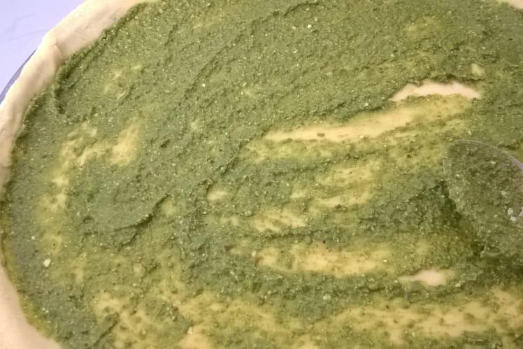 Pesto d'oseille
