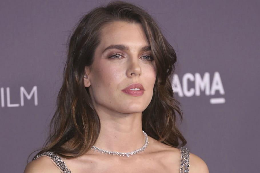 Look beauté de star: Charlotte Casiraghi, étincelante à Los Angeles