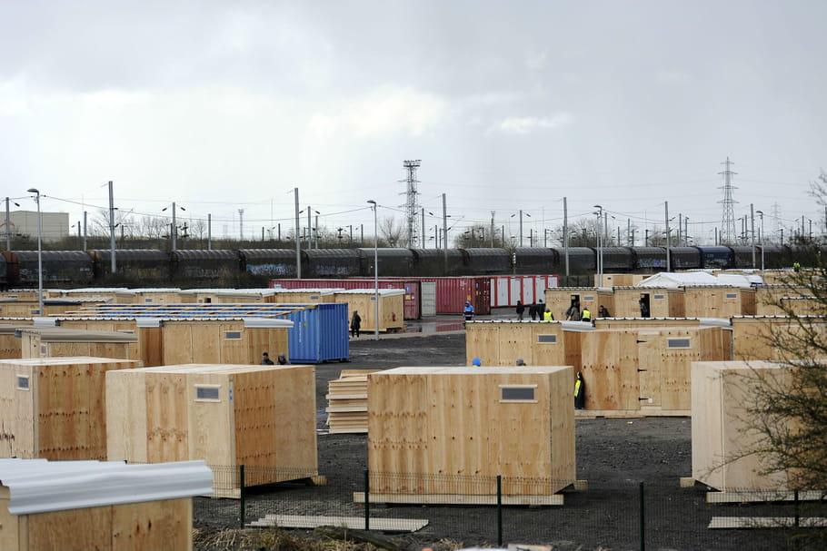 Anne Hidalgo annonce un camp de réfugiés à Paris