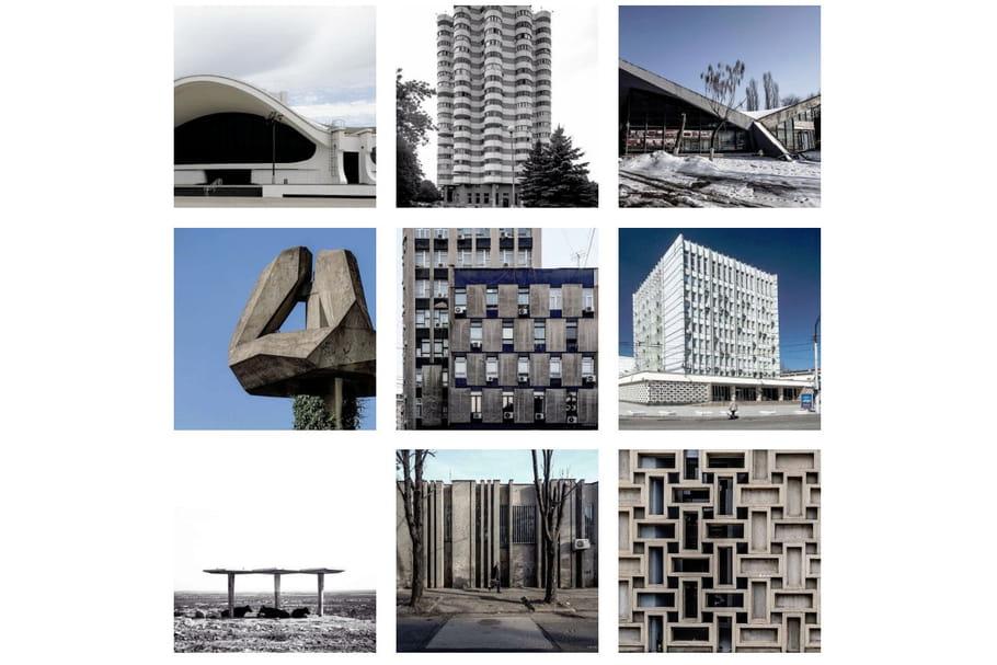 5comptes Instagram pour redécouvrir l'architecture brutaliste