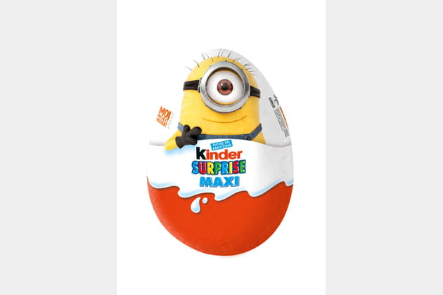 Kinder Surprise Maxi Minion