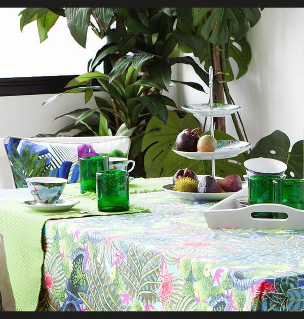 Vaisselle Tropique Zara Home