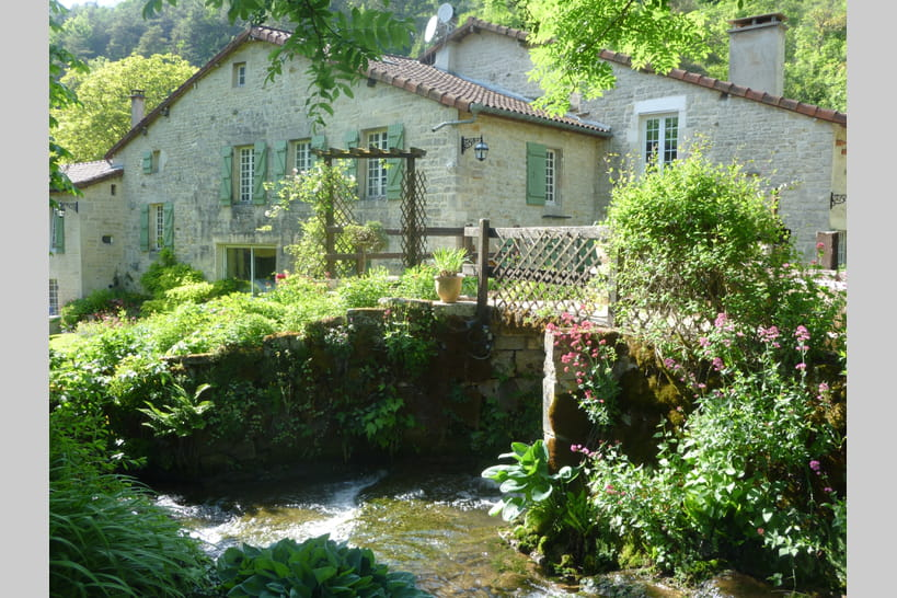 Les Jardins de mon Moulin, le temple de la pivoine