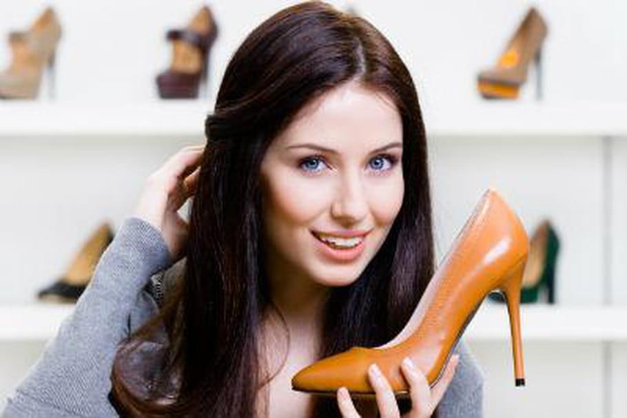 Les chaussures, plus excitantes que votre chéri?