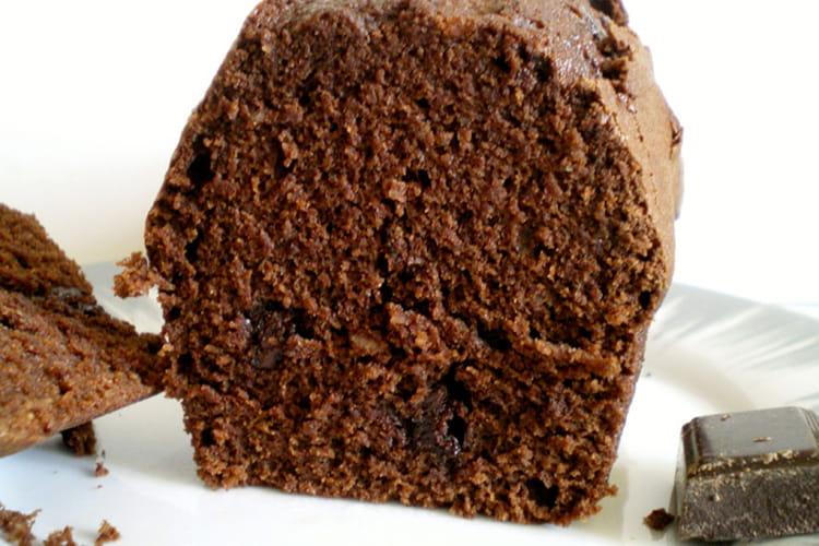 Cake au chocolat bien gourmand