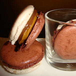 macarons nutella-speculoos