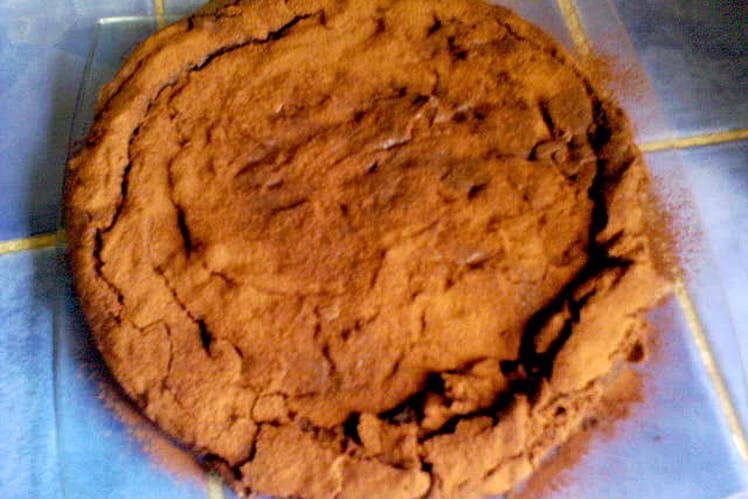 Brownie très chocolat