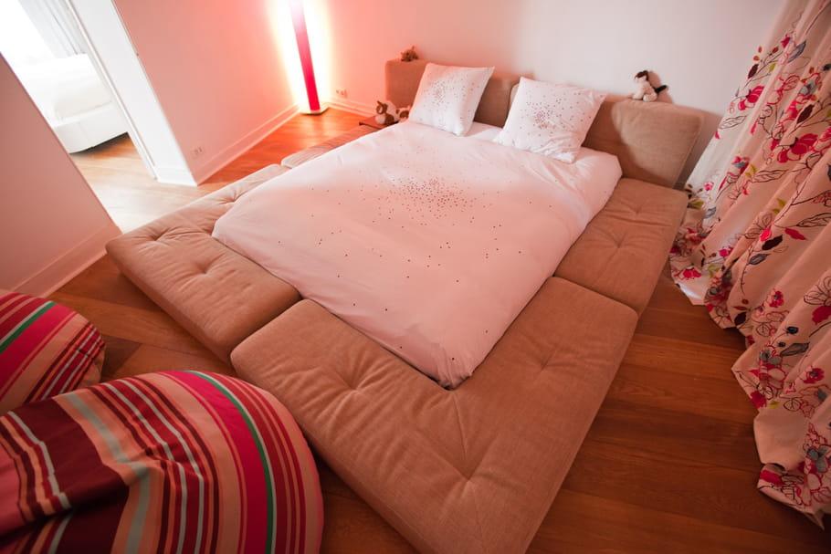 Ambiance cocooning chambre d 39 ado comment la d corer - Comment organiser sa chambre d ado ...
