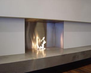 la cheminée 'firebox 900' d'ecosmart