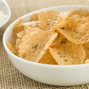 chips au parmesan