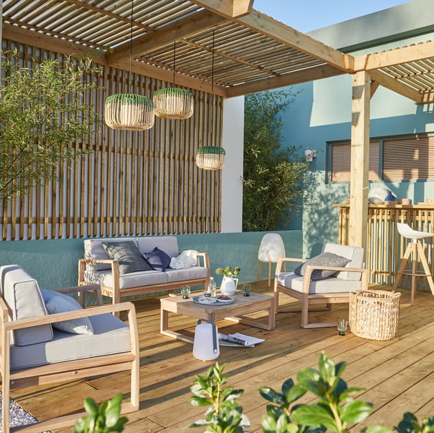 22luminaires pour éclairer jardin et terrasse