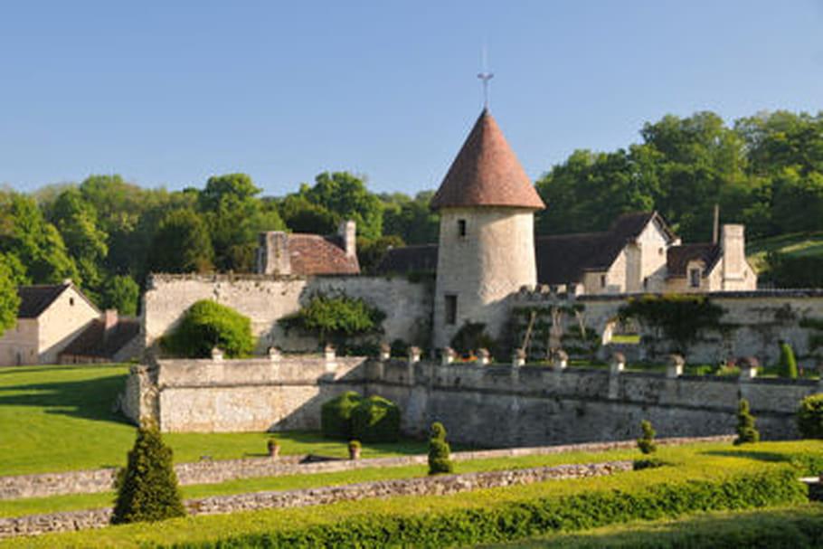 Villarceaux, un patrimoine naturel exceptionnel