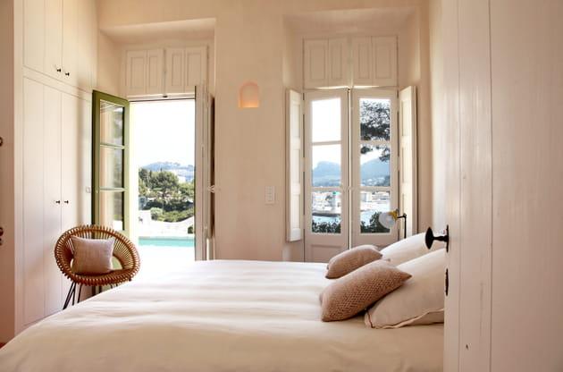 Chambre d'hôtel avec vue sur mer
