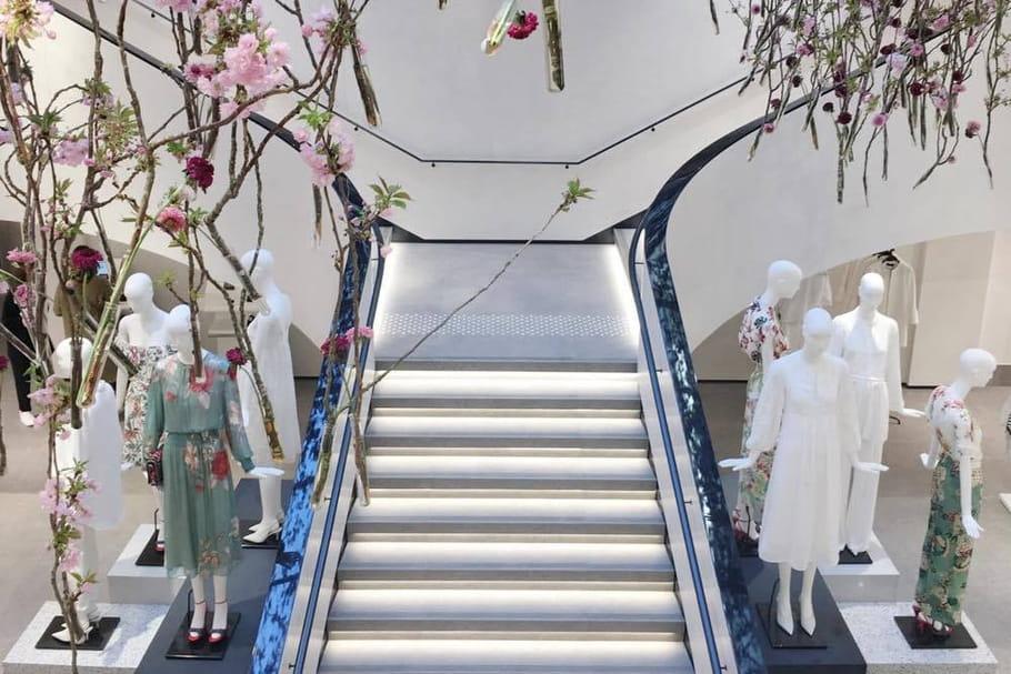 Zara Opéra: un flagship nommé désir