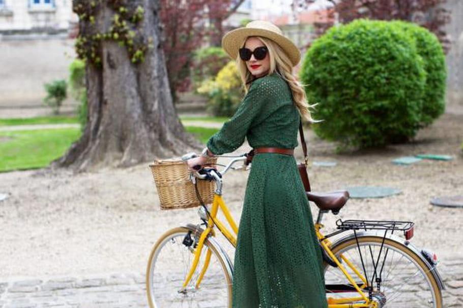 Le look blogueuse de la semaine : Blair Eadie se met au vert