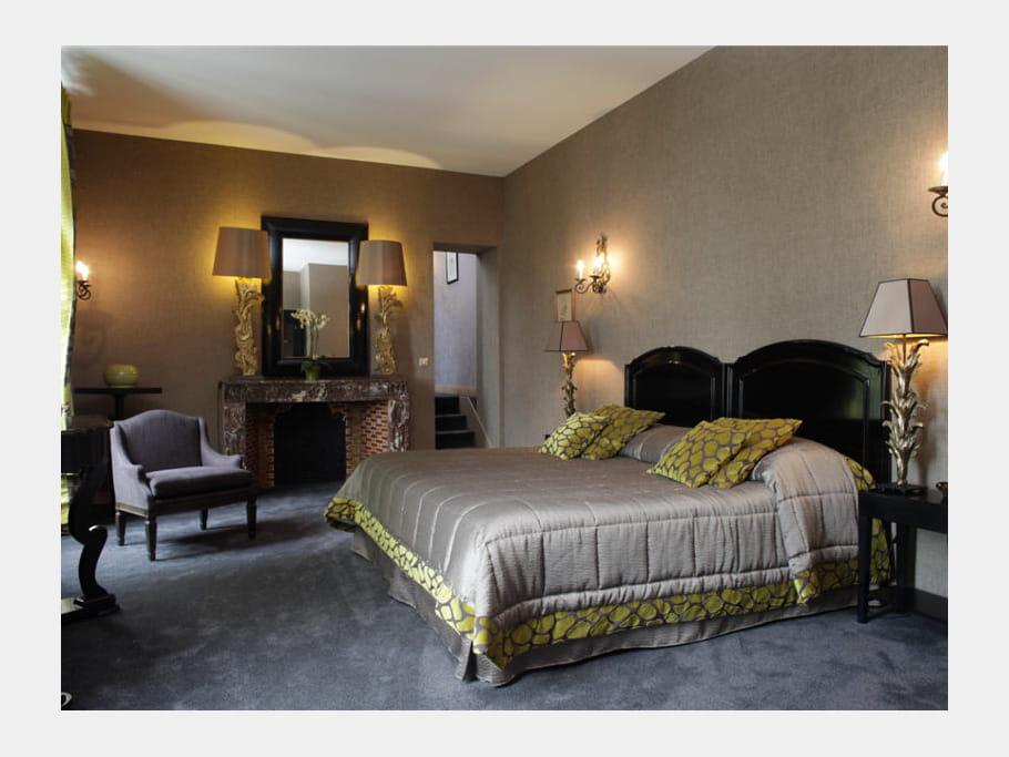 Une chambre, un style