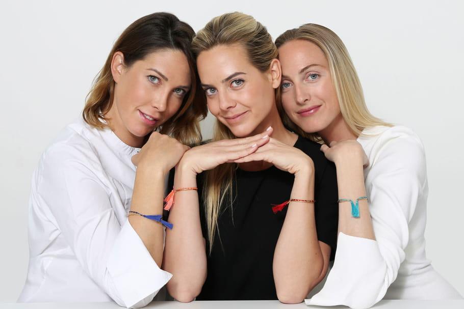 Les bracelets solidaires de Clarins pour l'été