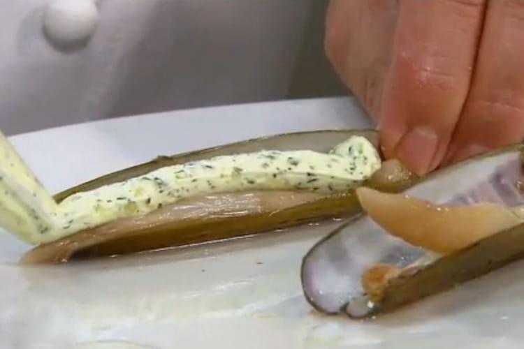 Le beurre d'escargot de Gilles Goujon