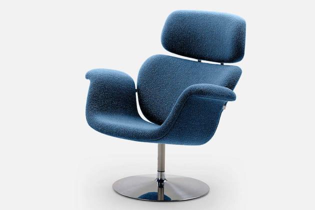 Le fauteuil Tulip