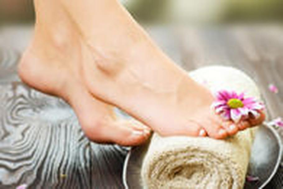 Faites-vous une beauté des pieds !