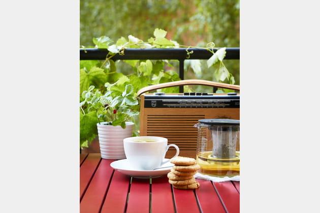 Tasse à thé et soucoupe 365+ d'IKEA