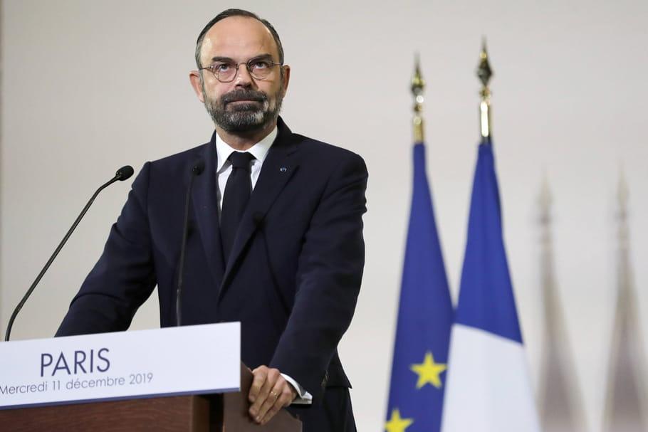 """Les femmes """"grandes gagnantes"""" de la réforme des retraites dit Edouard Philippe"""