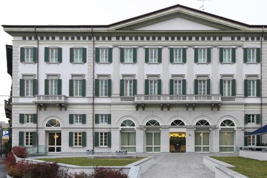 Une façade historique