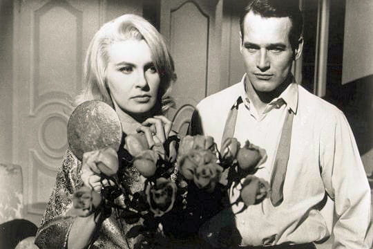Joanne Woodward - Paul Newman