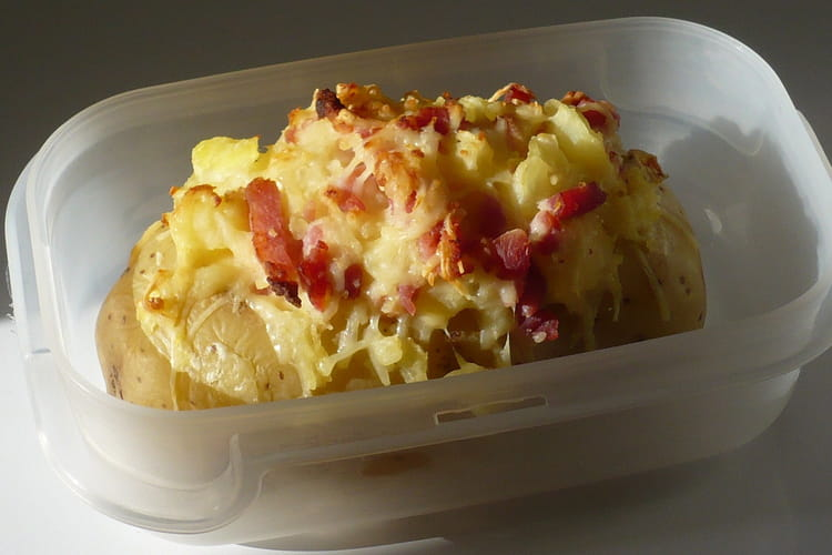 Pommes de terre au four façon savoyarde