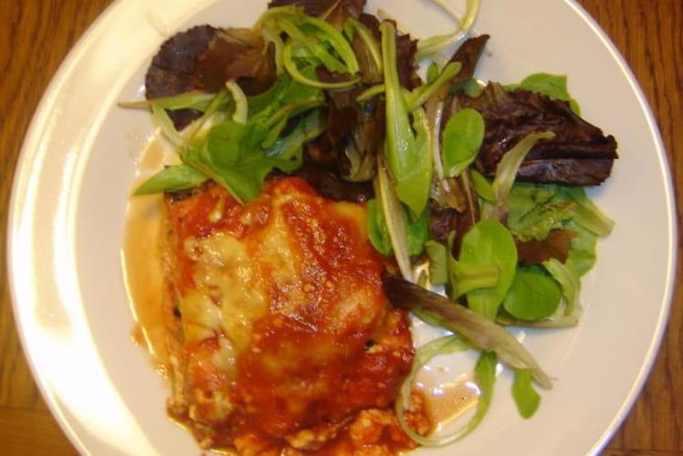 Lasagnes brousse-aubergine